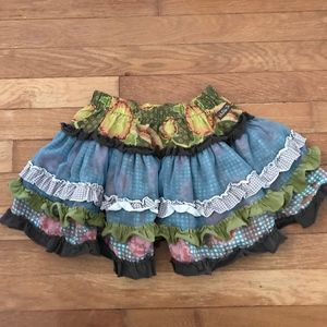 Matilda Jane You and Me Ava tiered Skirt 4